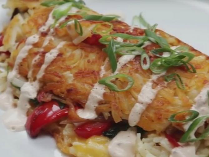 Niste probali omlet bez jaja? Sada je pravo vreme za to