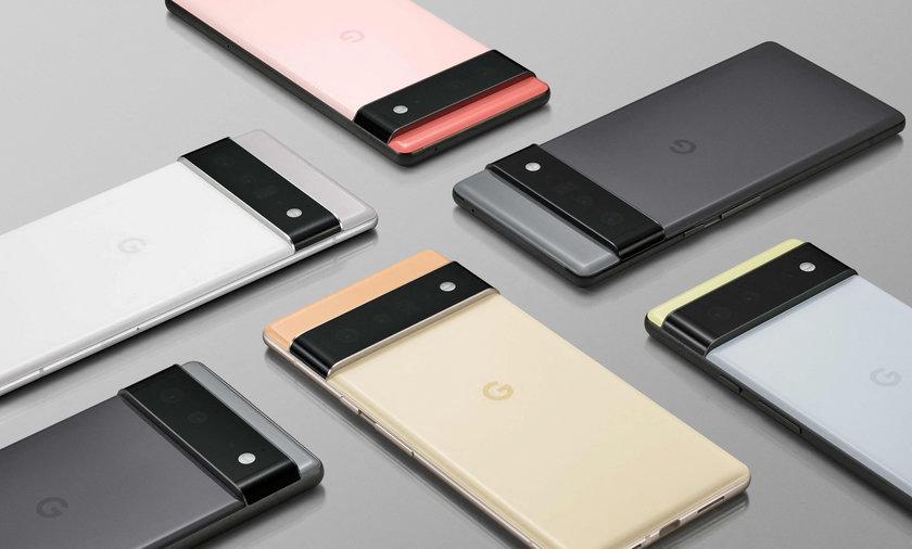 Nowe smartfony Google trafią do sprzedaży pod koniec października.