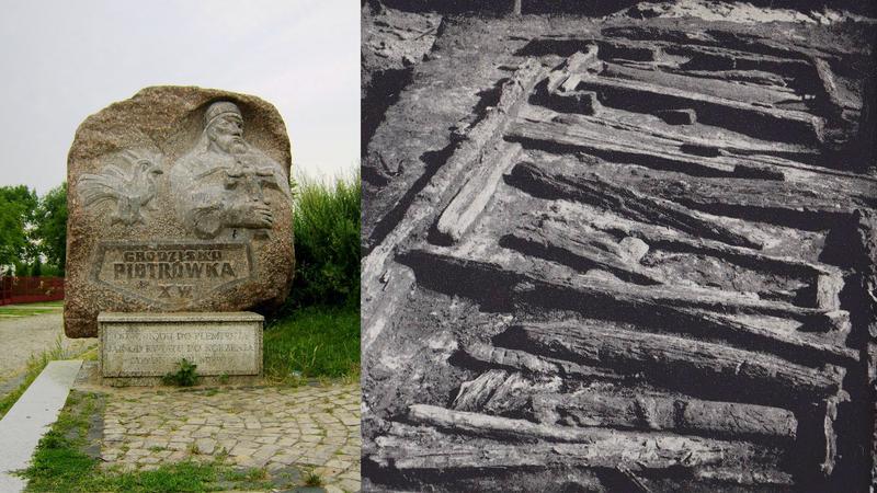 Wykopaliska na radomskiej Piotrówce