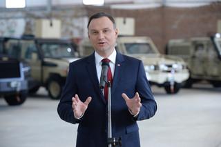Andrzej Duda: Polska udziela pomocy uchodźcom w Jordanii