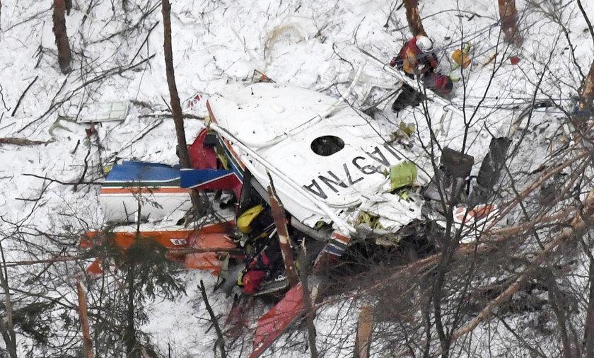 Rozbił się śmigłowiec ratunkowy. Zginęli wszyscy na pokładzie
