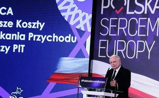 Kaczyński twierdzi, że 13. emerytura to początek programu podnoszenia emerytur w Polsce