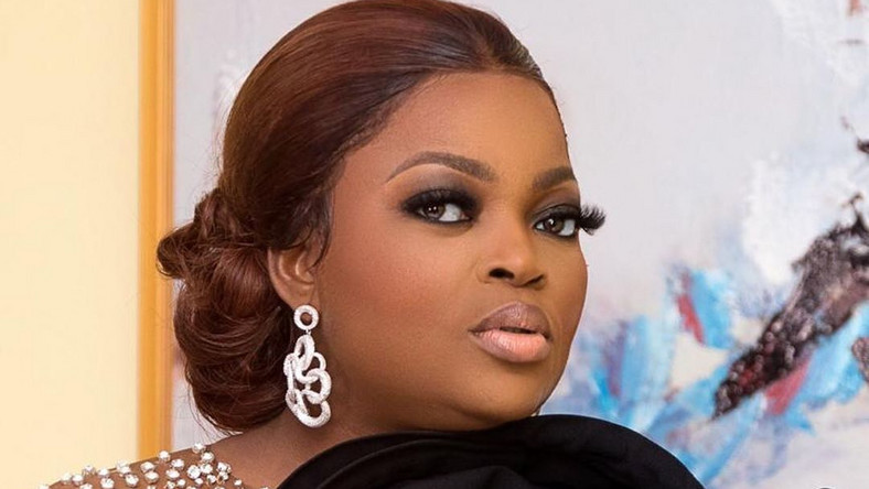 Funke Akindele-Bello has developed a game with her character 'Jenifa'. This is a first for the actress and Nollywood. [Instagram/funkejenifaakindele]