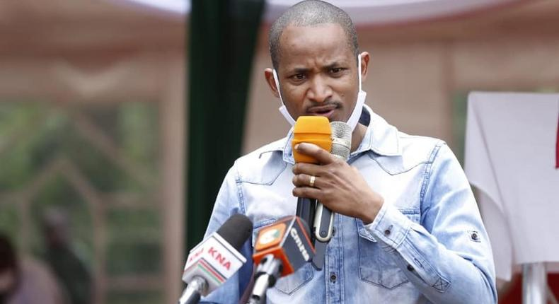 I'm part of the deep state- Embakasi East MP Babu Owino says