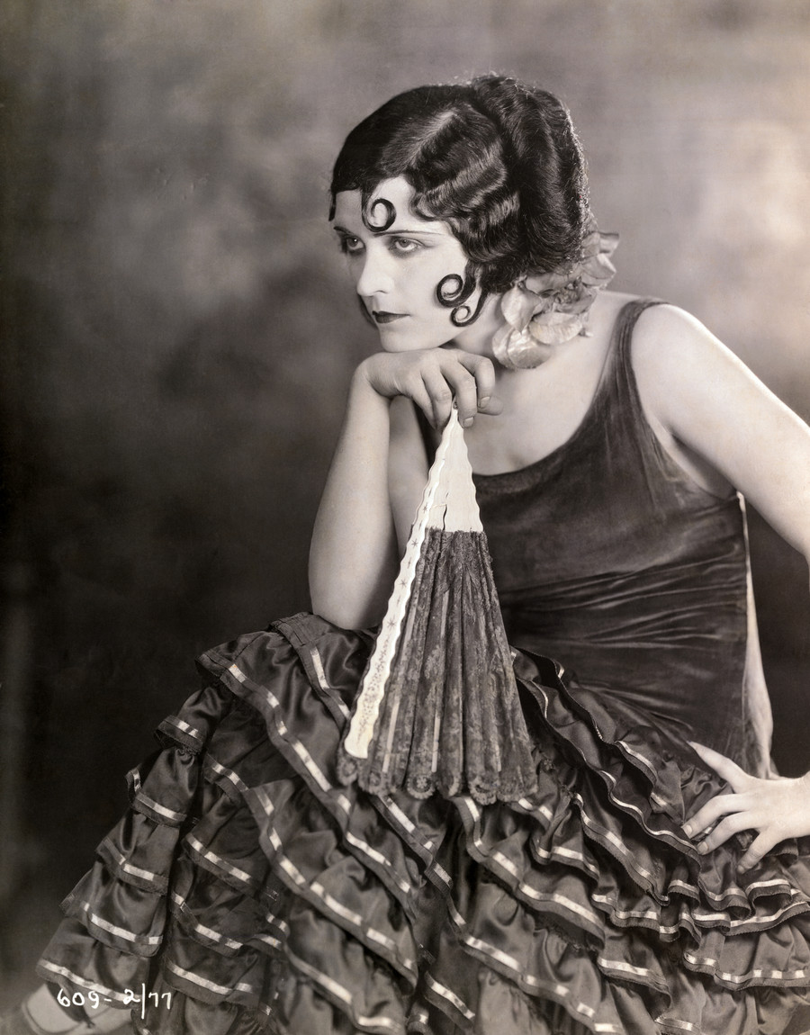 Pola Negri, 1920  /Bettmann / GettyImages