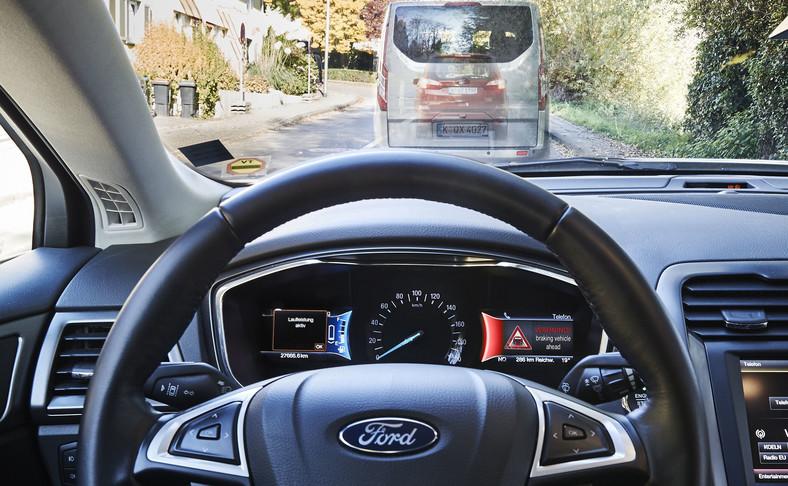 Ford ostrzega o niebezpieczeństwie