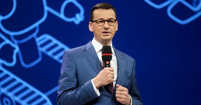 Mateusz Morawiecki podczas Impact'17 mówił o Przemyśle 4.0