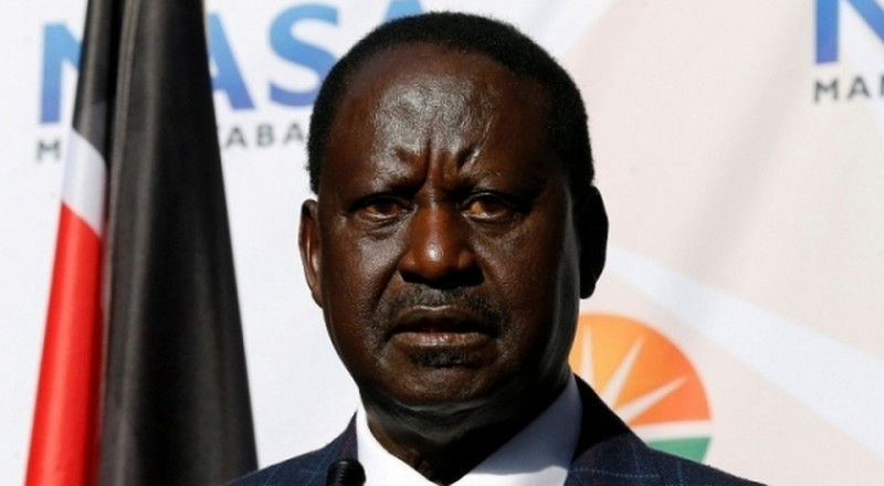 Raila issues statement on alleged meeting with Waiguru