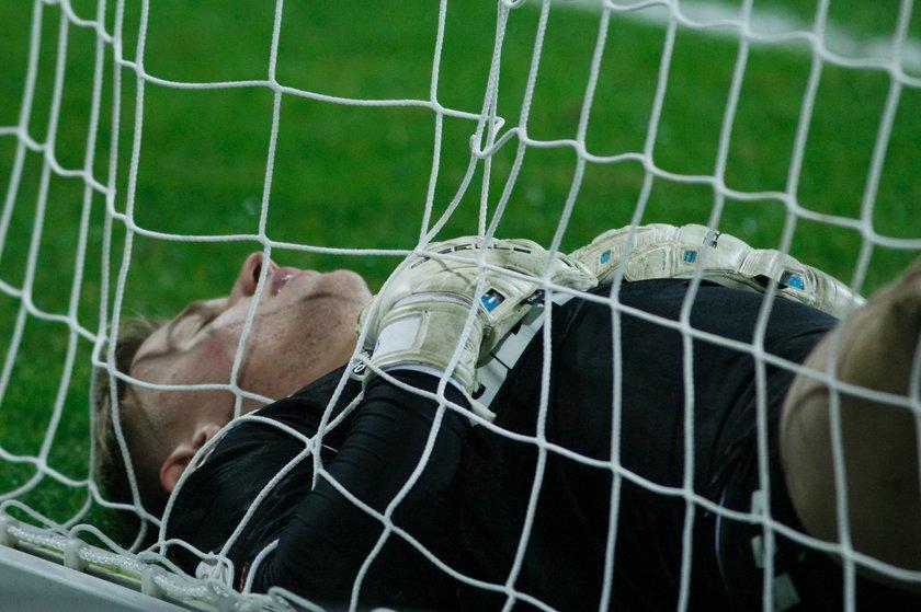 Szromnik zakończył testy w Evertonie