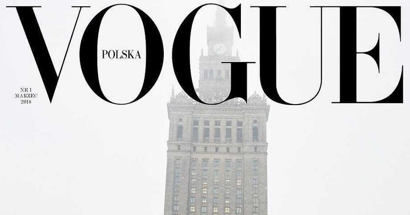 """Na okładce """"Vogue'a"""" znalazły się Małgorzata Bela i Anja Rubik"""