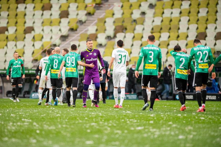 Po zwycięstwie nad Lechią (1:0) właściwie można już Legii gratulować mistrzostwa Polski.