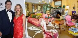 John Travolta sprzedaje dom. Niezwykłe wnętrza! (ZDJĘCIA)