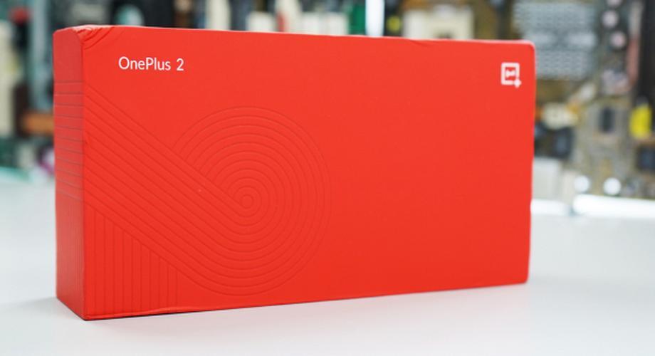 OnePlus 2 ausgepackt