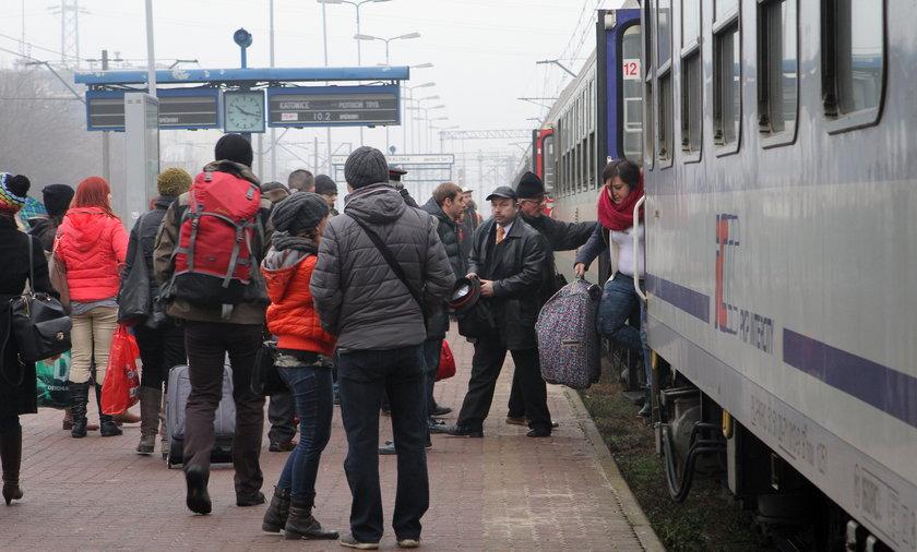 Dworzec Łódź