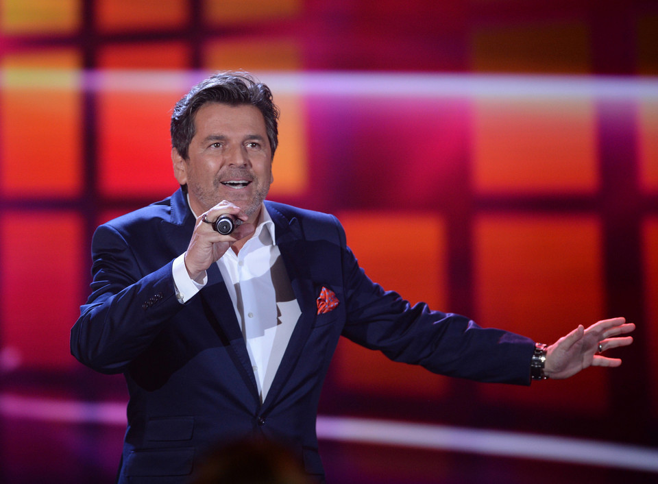 Thomas Anders obecnie