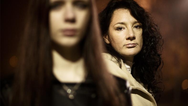 Lesbijki mama i nastolatka