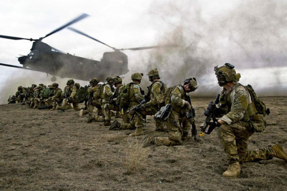 Armia USA / fot. Flickr