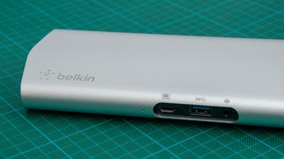 Belkin USB-C 3.1 Express Dock HD im Test