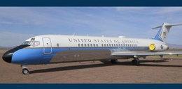 Okazja! Sprzedają prezydencki Air Force One