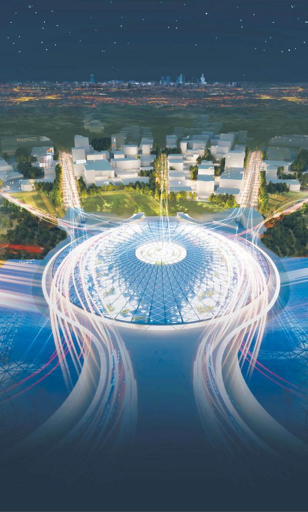 Do wskazania ostatecznej lokalizacji pasów startowych i całego lotniska dojdzie najpóźniej w połowie 2021 r.