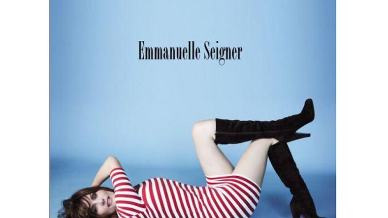 Nowa płyta Emmanuelle Seigner