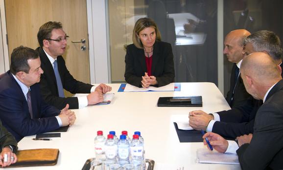 Pregovori u Briselu