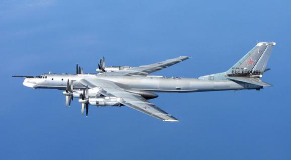 Tupoljev avion Tu 95