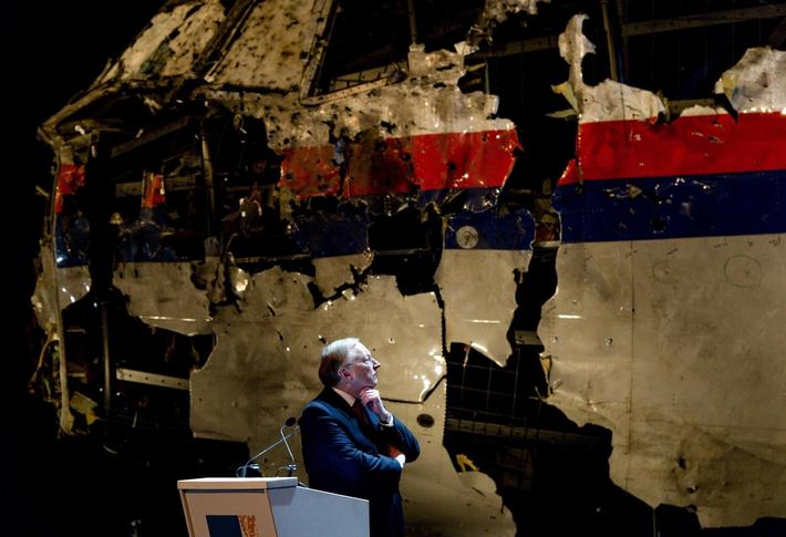 utch Safety Board to release final report on downing of MH17
