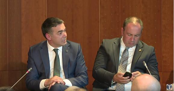 Na panelu na Bledu učestvuju ministri spoljnih poslova iz regiona