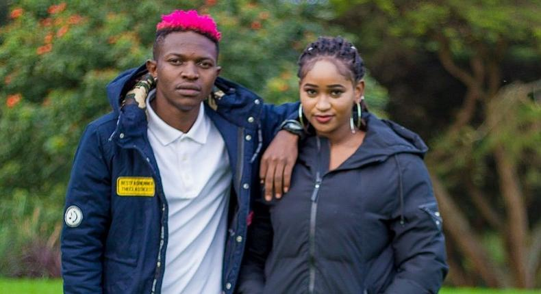Mr Seed responds after fan attacked him over post on wife Nimo Gachuiri