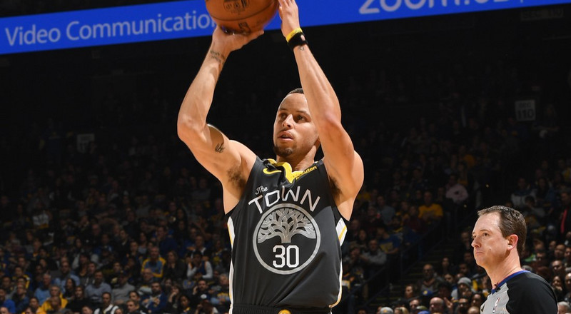 Warriors set new NBA 3-point record in win over Pelicans