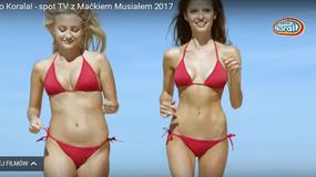 Reklama lodów z Maciejem Musiałem jest seksistowska?