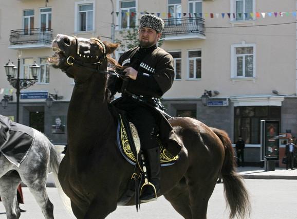 Ramzan Kadirov