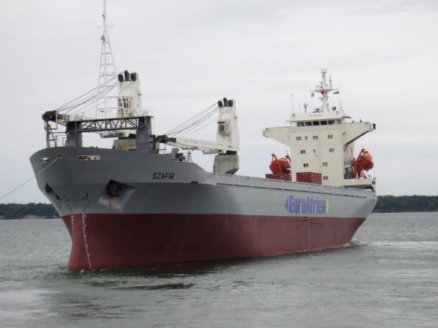 W nocy u wybrzeży Nigerii doszło do ataku na statek cypryjskiej bandery, na którym znajdowało się w sumie 16 Polaków