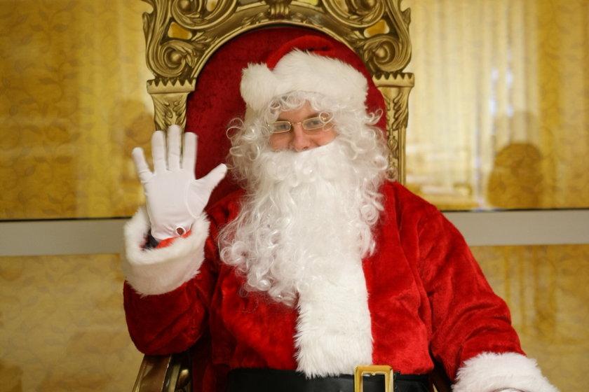 Zostań św. Mikołajem