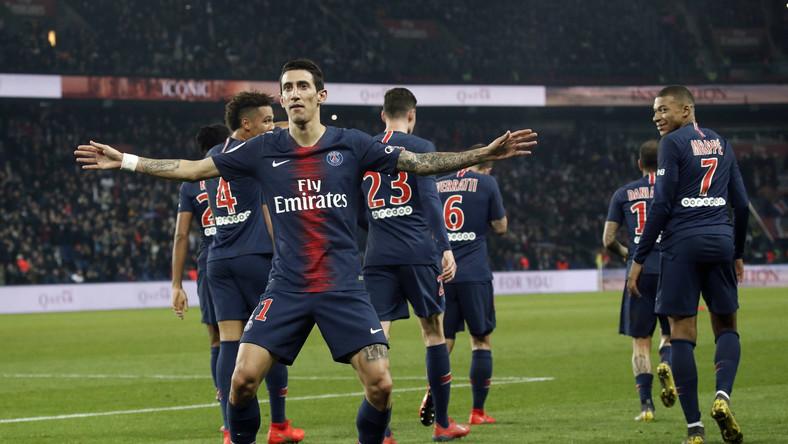 edf32ade0 Paris Saint-Germain - Montpellier HSC: relacja i wynik spotaknia ...