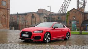 Audi RS 5 - szybszy, ale mniej hardkorowy | TEST