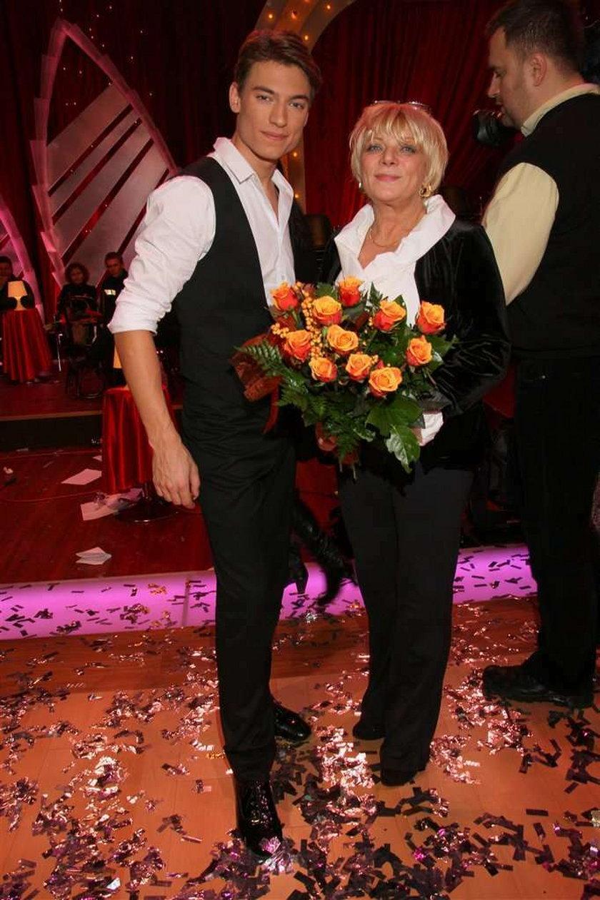 Stalińska chce uczyć inne matki, jak dbać o synów!