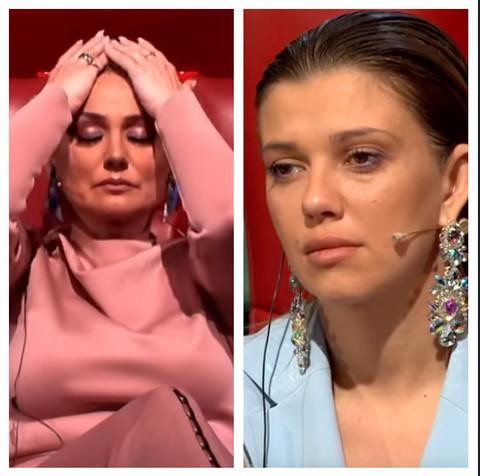 """Kija u suzama, Goca se hvatala za glavu! Emotivne scene u """"Pinkovim zvezdicama""""! VIDEO"""