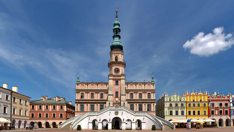 Cała Polska buduje starówki