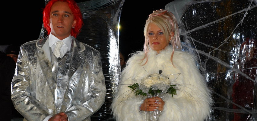 Wiśniewski wspomina bajkowy ślub z Mandaryną niedaleko bieguna północnego. Ale zdjęcia!