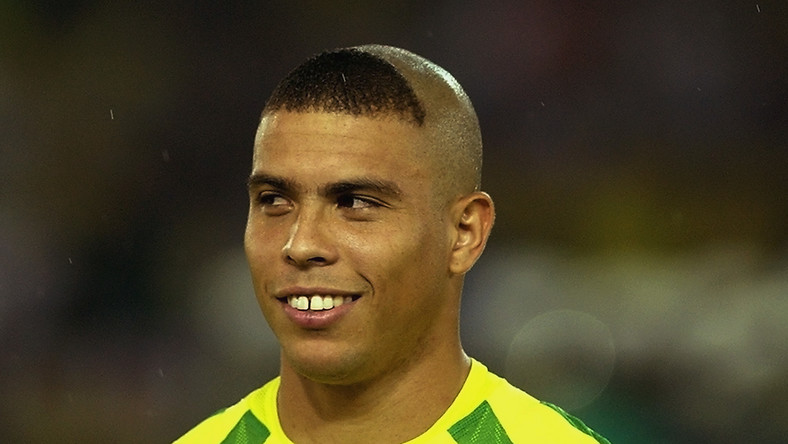 0e1c2868f Ronaldo wspomina swoją okropną fryzurę z MŚ 2002 - Sport