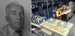 Nie żyje współtwórca pierwszych polskich komputerów. Eugeniusz Bilski miał 88 lat