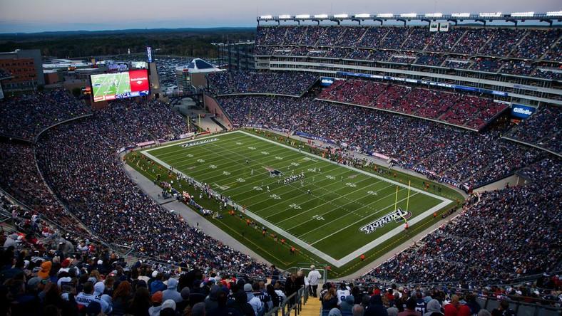Stadion w Bostonie