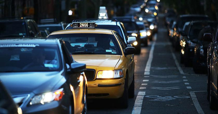 Kierowcy w Nowym Jorku każdego roku spędzają statystycznie 107 godzin, szukając miejsc do zaparkowania