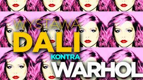 """""""Dali kontra Warhol"""". Dwóch ekscentryków na jednej wystawie"""