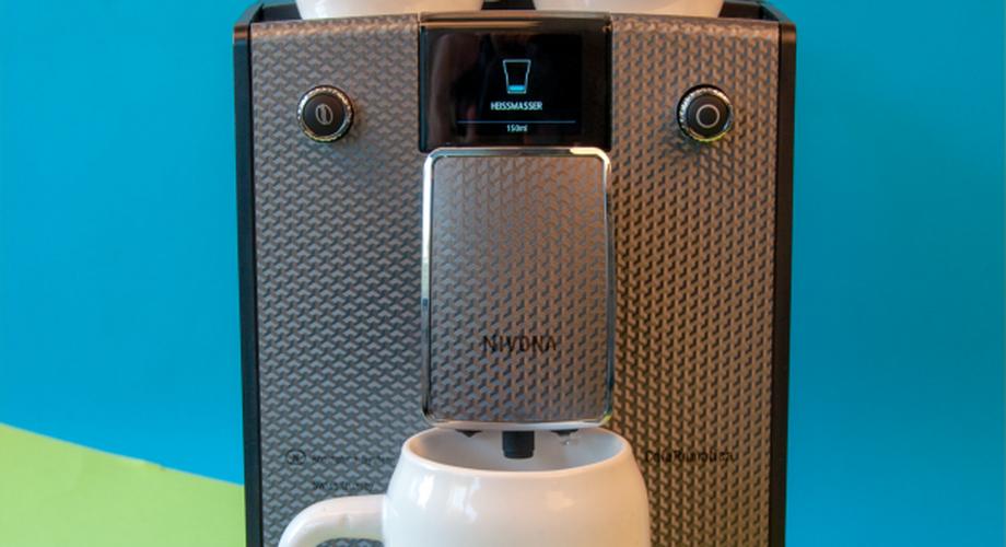 Espresso per App: Vollautomat Nivona NICR 789 im Test