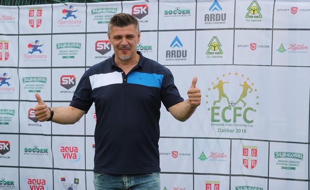 Savo Milošević, trener Partizana