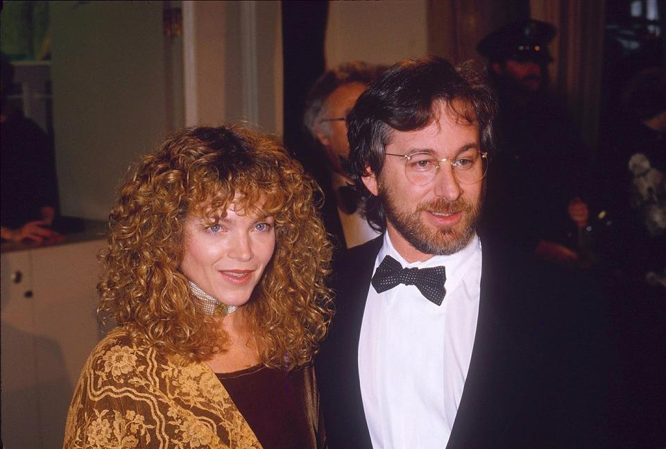 Steven Spielberg i Amy Irving