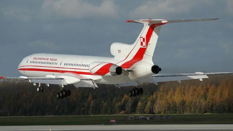 Tupolew znów w powietrzu. Trwa kolejny eksperyment